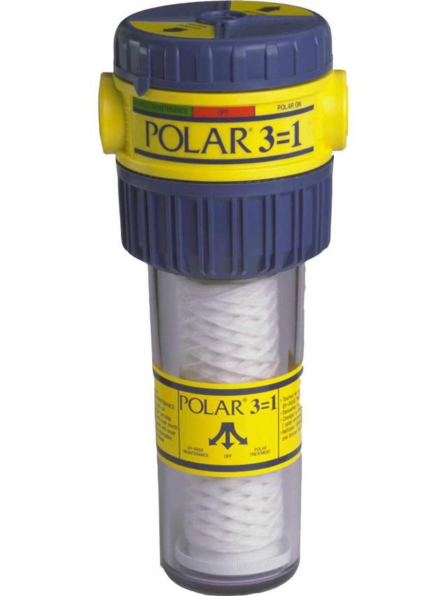 Polar PDF21 nevtralizator vodnega kamna